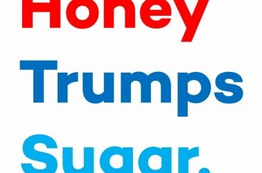 TOP 4 REASONS WHY HONEY TRUMPS SUGAR